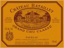 Chateau Batailley 2010 Pauillac