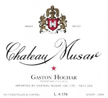 Chateau Musar 2011 Bekaa Valley