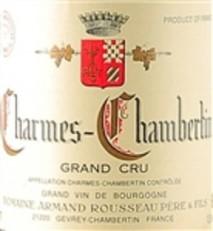 Domaine Armand Rousseau Pere et Fils, Charmes-Chambertin 2016 Cote de Nuits