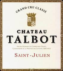 Chateau Talbot 2017 St Julien