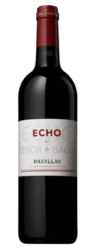 Echo de Lynch Bages 2017 Pauillac