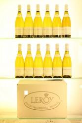 Maison Leroy Chassagne Montrachet 1er Cru Les Embrazees 2008 Cote de Beaune