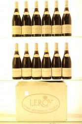 Maison Leroy Chorey Les Beaune 2014 Cote de Beaune
