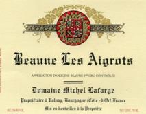 Domaine M. Lafarge Beaune 1er Cru Les Aigrots Rouge 2010 Cote de Beaune