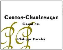 Philippe Pacalet Corton Charlemagne Grand Cru 2015 Cote de Beaune