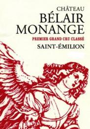 Chateau Belair Monange 2017 St Emilion