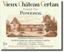 Chateau Vieux Chateau Certan 2017 Pomerol