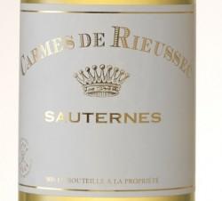 Carmes de Rieussec 2017 Sauternes