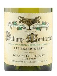 Domaine Coche-Dury, Puligny-Montrachet Les Enseigneres 2006 Cote de Beaune