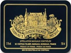 Chateau  Palmer 2017 Margaux