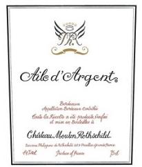 Aile d'Argent Blanc du Chateau Mouton Rothschild 2017 AOC Bordeaux