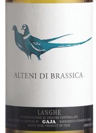 Gaja, Alteni di Brassica 2011 Piedmonte