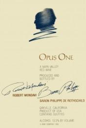 Opus One 2015 Napa Valley