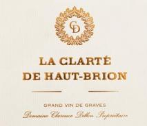 La Clarte de Haut-Brion Blanc 2017 Pessac Leognan