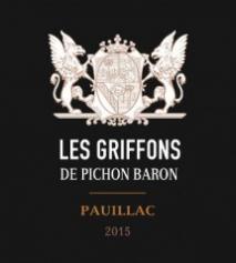 Pichon Baron- Les Griffons de Pichon Baron 2016 Pauillac