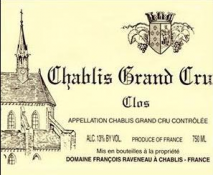 Domaine Francois Raveneau, Chablis Grand Cru Les Clos 2005 Chablis
