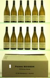 Domaine Pierre Boisson, Auxey Duresses Les Clous Blanc 2015 Cote de Beaune