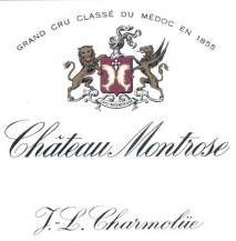 Chateau Montrose 2001 St Estephe