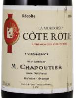 M. Chapoutier Cote Rotie La Mordoree 1994 Cote Rotie