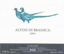 Gaja, Alteni di Brassica 2013 Piedmonte