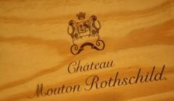 Chateau Mouton Rothschild 2017 Pauillac