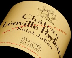 Chateau Leoville Poyferre 2017 St Julien