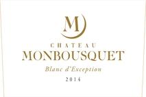 Chateau Monbousquet Blanc 2017 St Emilion