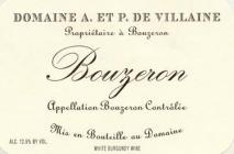 Domaine A. & P. de Villaine Bouzeron Aligote 2017 Cote de Chalonnaise