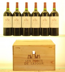 Les Forts de Latour 2006 Pauillac
