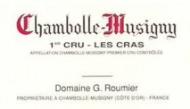 Domaine Georges & Christophe Roumier, Chambolle-Musigny 1er Cru Les Cras 2016 Cote de Nuits