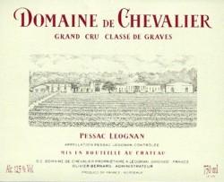 Domaine de Chevalier 2017 Pessac Leognan