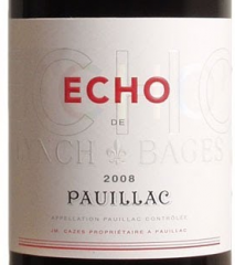 Echo de Lynch Bages 2017 Pauillac