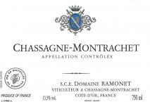 Domaine Ramonet Chassagne Montrachet 2017 Cote de Beaune