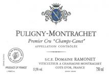 Domaine Ramonet Puligny Montrachet Champs Canet 2013 Cote de Beaune