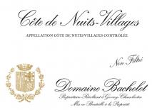 Domaine Denis Bachelet Cotes de Nuits-Villages 2007 Cote de Nuits