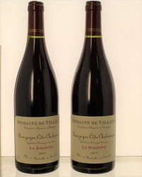 Domaine A.& P. Villaine, Bourgogne Cote Chalonnaise La Digoine 2015 Bourgogne