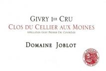 Domaine Joblot, Givry 1er Cru Clos du Cellier aux Moines 2015 Cote Chalonnaise