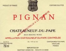 Chateau Rayas, Chateauneuf Du Pape Pignan 2000 Chateauneuf du Pape