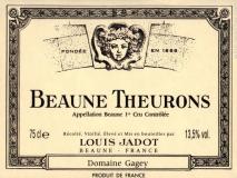 Domaine Louis Jadot, Beaune Theurons 2008 Cote de Beaune