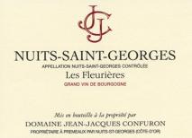 Domaine Jean-Jacques Confuron, Nuits-Saint-Georges Les Fleurieres 2011 Cote de Nuits