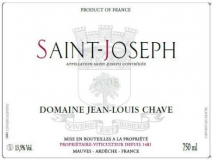 Domaine Jean-Louis Chave, Saint Joseph 2014 Hermitage