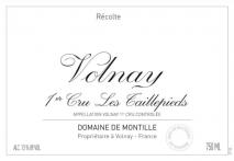 Domaine de Montille, Volnay 1er Cru Taillepieds 2017 Cote de Beaune
