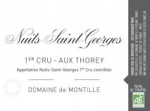 Domaine de Montille, Nuits-Saint-Georges 1er Cru Thorey 2017 Cote de Beaune