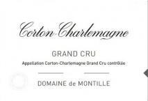 Domaine de Montille, Corton Charlemagne 2017 Cote de Beaune