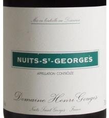 Domaine Henri Gouges Nuits-Saint-Georges 2017 Cote de Nuits