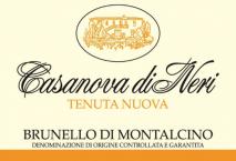Casanova di Neri Brunello di Montalcino 'Tenuta Nuova' 2013 Montalcino