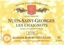 Domaine Robert Chevillon, Nuits-Saint-Georges 1er Cru Aux Chaignots 2016 Cote de Nuits