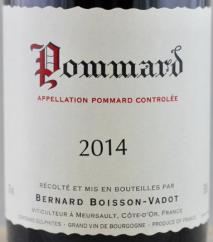 Domaine Bernard Boisson-Vadot, Pommard 2011 Cote de Beaune