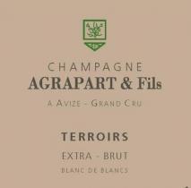 Agrapart Blanc de Blancs Terroirs Grand Cru NV 0 Champagne