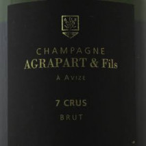 Agrapart Blanc de Blancs Les 7 Crus Grand Cru 0